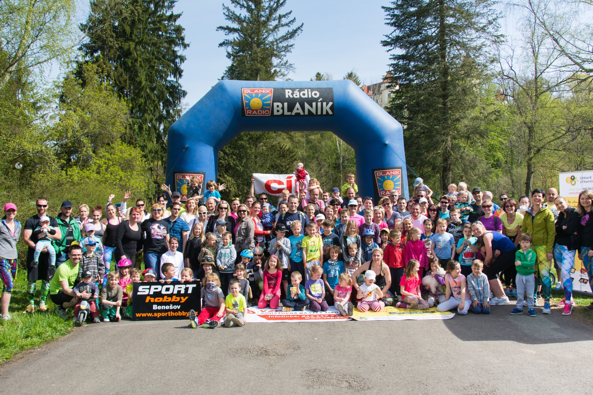 Nessi Family Run 2015